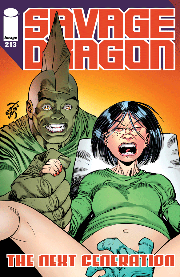 SavageDragon-213-cover